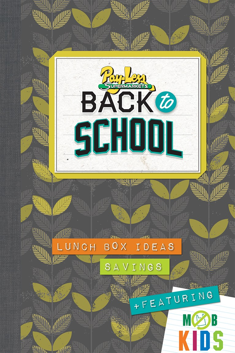 August 2015 Back to School
