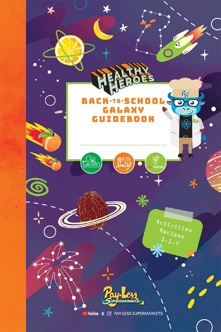 August 2020 Back-to-School Galaxy Guidebook