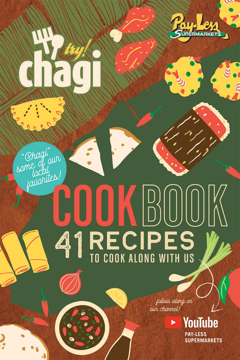 June 2018 Chagi Cookbook
