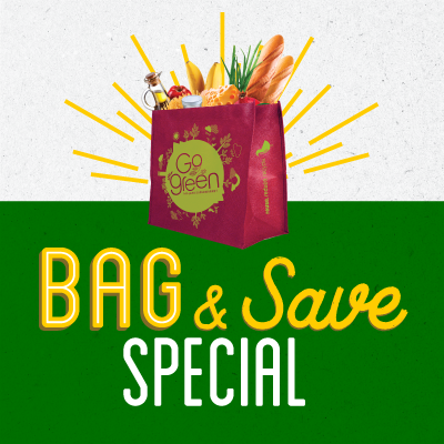 Bag And Save Special
